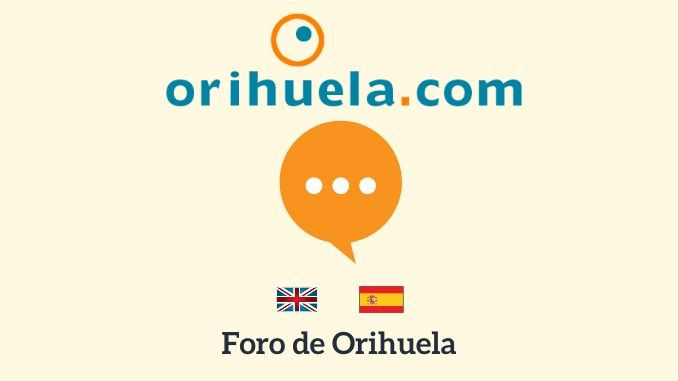 Orihuela Costa Forums Foro