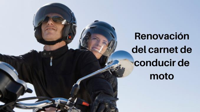 Carnet de conducir de moto en Orihuela